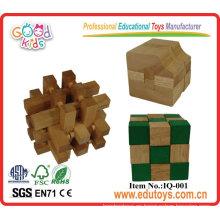 De madera de moda IQ rompecabezas Juego - DIY juguetes educativos