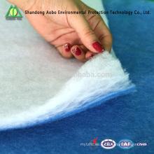 Medios de filtro pre sintéticos de eficiencia gruesa