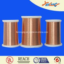 Classe 155 de fio de cobre esmaltado de poliuretano