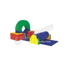 Sports pour enfants Équipements de gymnastique de jeu doux pour enfants