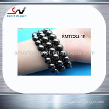 Cheap Price perfect polishing Hematite Magnetic Bracelet