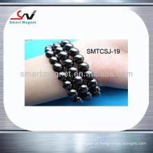 Preço barato Bracelete magnético de polimento de hematites barato