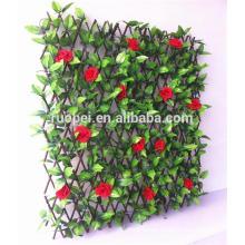 Fabricantes de parede verde Vertical Artificial jardim e casa