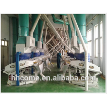 Henan Huatai Whole Set Corn Flour Milling Equipment