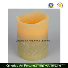 Aroma sin llama LED fabricante de la vela para la decoración del hogar