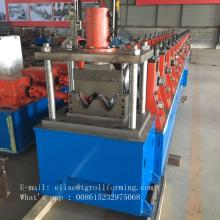 Adjustable 3 Gelombang Jalan Raya Pagar Pembatas Roll Forming Machine