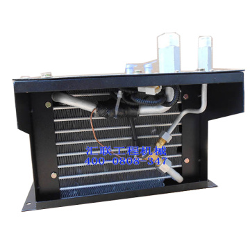 Air conditioner for SD23 bulldozer spare parts
