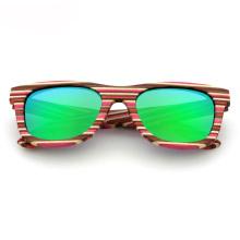Fabricante de la marca FQ fabricante de gafas de sol de madera al por mayor del marco del hombre