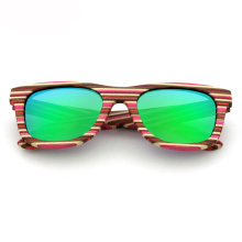 FQ marque fabricant spot en gros homme en bois cadre lunettes de soleil