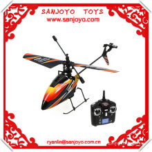 v911 rc helicopter 2.4G 4CH Single Blade Gyro RC MINI Outdoor r/c copter With LCD and 2 Batteries v911 helicopter