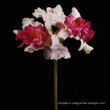 Belle fleur artificielle PU à vendre