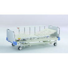Drei funktionale Krankenhausbett mit ABS Kopf / Fußbrett