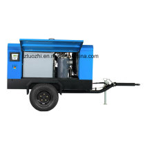 Atlas Copco Liutech 7bar Portable Screw Air Compressor