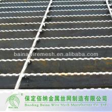 Китай Оцинкованная стальная решетка
