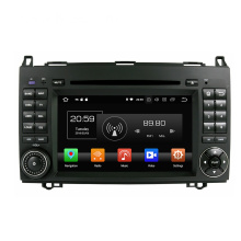 Octa Core Car Multimedia System for Viano 2009-2011