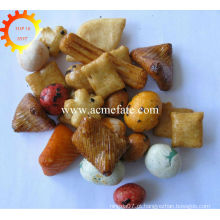 Chrismas party snacks biscoito de arroz japonês