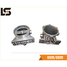 Fabricante de piezas de la máquina de coser de aluminio CNC Amchining