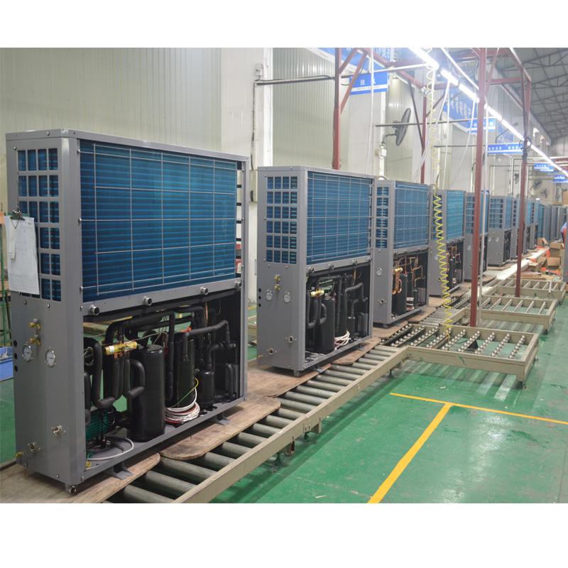 50Hz heat pump