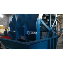 High Capacity Sand Washing Plant Sand Classifier Wheel Sand Washer With Low Price