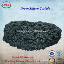 Carboneto de silicone F20-F220 do verde da dureza da pureza alta 99% para a metalurgia