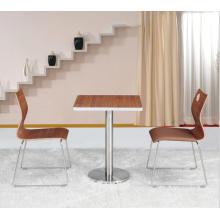 Moderner Esszimmer-Möbel-Speisetisch-Stuhl für Esszimmer