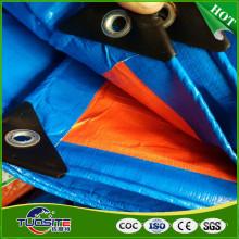 wholesale price free sample pe tarpaulin fabric material