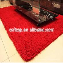 Wuxi shaggy máquina hecha alfombras y alfombras alfombras