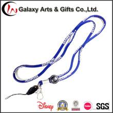 Großhandel geflochtenen Seil Lanyard mit Handy-Zubehör