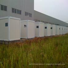 Maison en conteneur avec structure stable et belle apparence (CH-28)