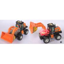 Beleuchten Sie Bau-LKW-Spielzeug-Süßigkeit (110527)