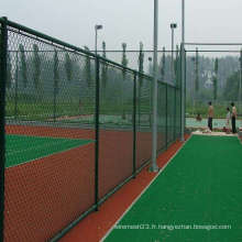 Clôture de cour de Bastekball / clôture de terrain de jeu