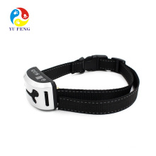 Dog Bark Collar 2018 Upgrade Version No Bark Control/Shock collar with Beep/Vibration/Harmless Shock for Small/Medium/Large Dog Best 7 level  Black and Rechargeable anti bark electric shock training collar