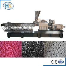 TPR / TPR / TPV Gránulos Extrusora de peletización submarina