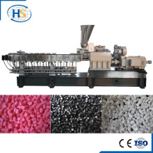 Tse-95 Co-Rotation Twin Screw Plastic Extruder Is Suitable for Various Masterbatch and Compounds