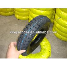 pneu de carrinho de mão e tubo 400-8