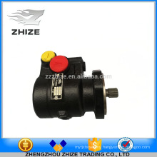 Steering oil pump assembly for Yutong bus