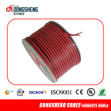 High Quality Transparent Frosted Ultra Flexible Speaker Wire