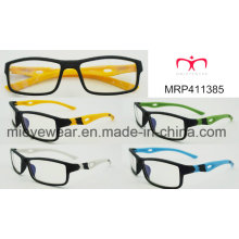 New Fashion Plastic Men Eyewear Optical Frame (WRP411385)