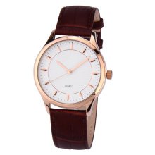 latest Popular Quartz Man Watch, Japan Movement Vogue Watch Men