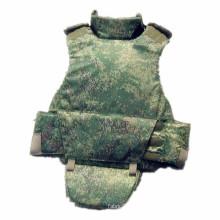 NIJ Iiia UHMWPE a prueba de balas chaleco para la protección de los defensores de los