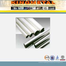 Tubulação fluida de aço inoxidável da solda de ASTM A312 TP304L