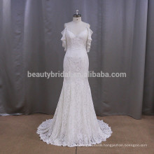 DH017 off shoulder bridre vestidos de novia beautiful wedding dresses