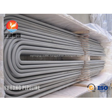 Stainless Steel U Bend Tube ASME SA213M-2013a TP317L