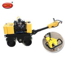Hydraulic Walk Behind Manual Hand Road Roller