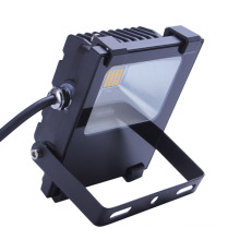 Luz de inundación de 10W LED con la cubierta delgada