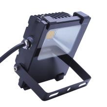 Luz de inundação do diodo emissor de luz 10W com embalagem magro
