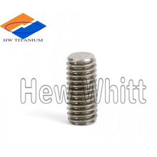 titanium threaded rod/bar