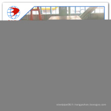 Ss400 Q195 Q235 Plaque en acier au carbone à haute résistance Prix laminé à chaud
