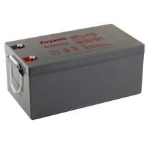 Batterie de gel de système de picovolte de la capacité élevée 12V 250ah pour l'UPS