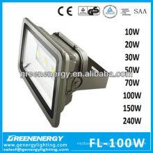 Luz al aire libre de la luz de inundación de TUV GS ul LED 100w 200w luz de inundación llevada de 300 vatios